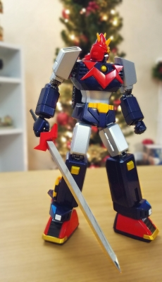 Voltes V with sword