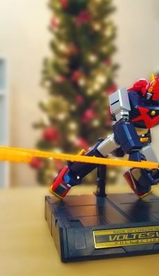Voltes V Ultraelectromagnetic Top